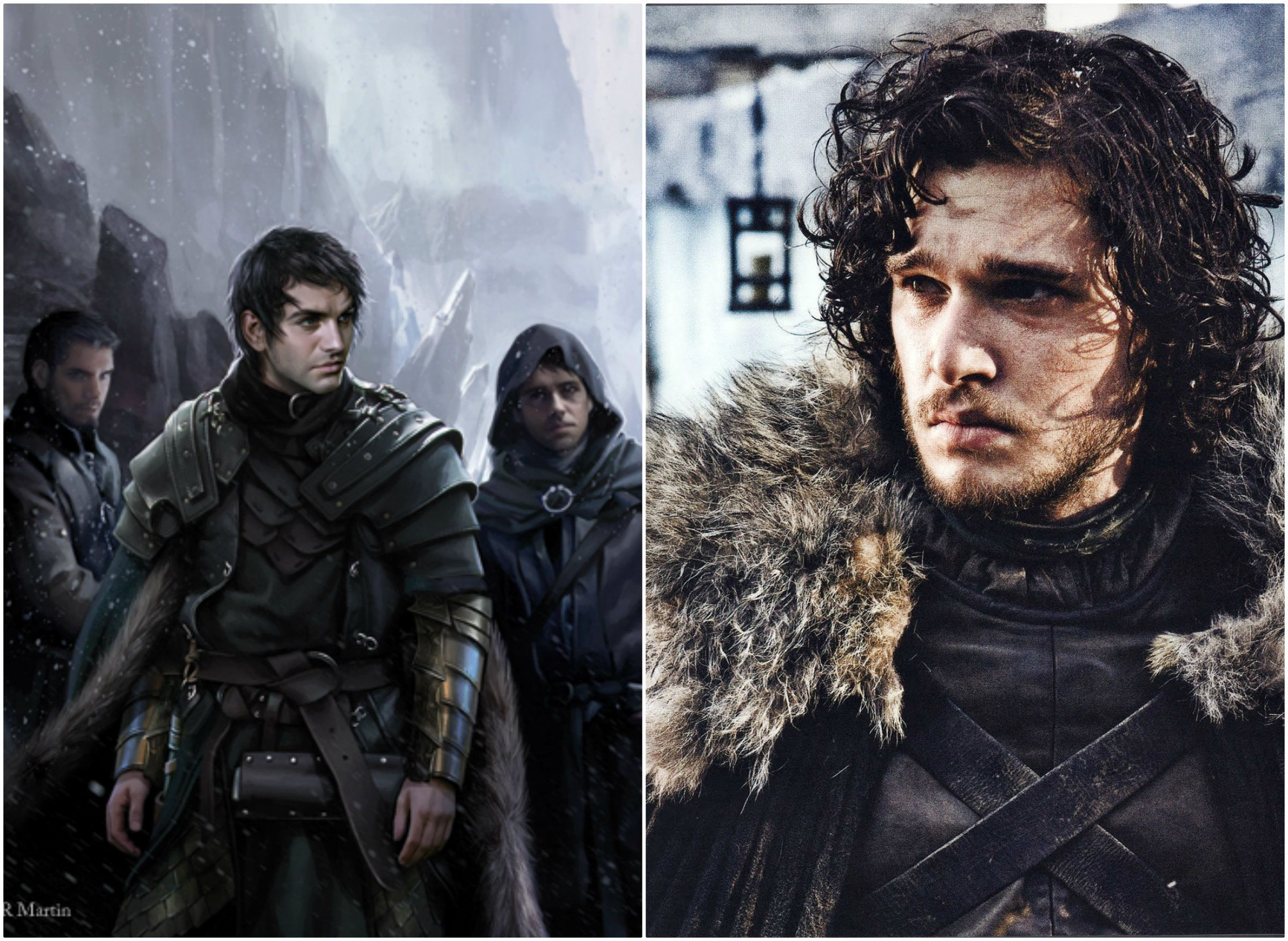 game of thrones author interview