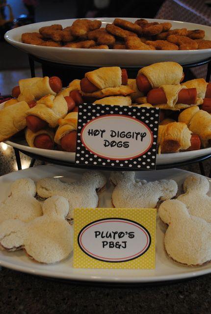 Mickey and Minnie Mouse Birthday Party Ideas | Birthdays