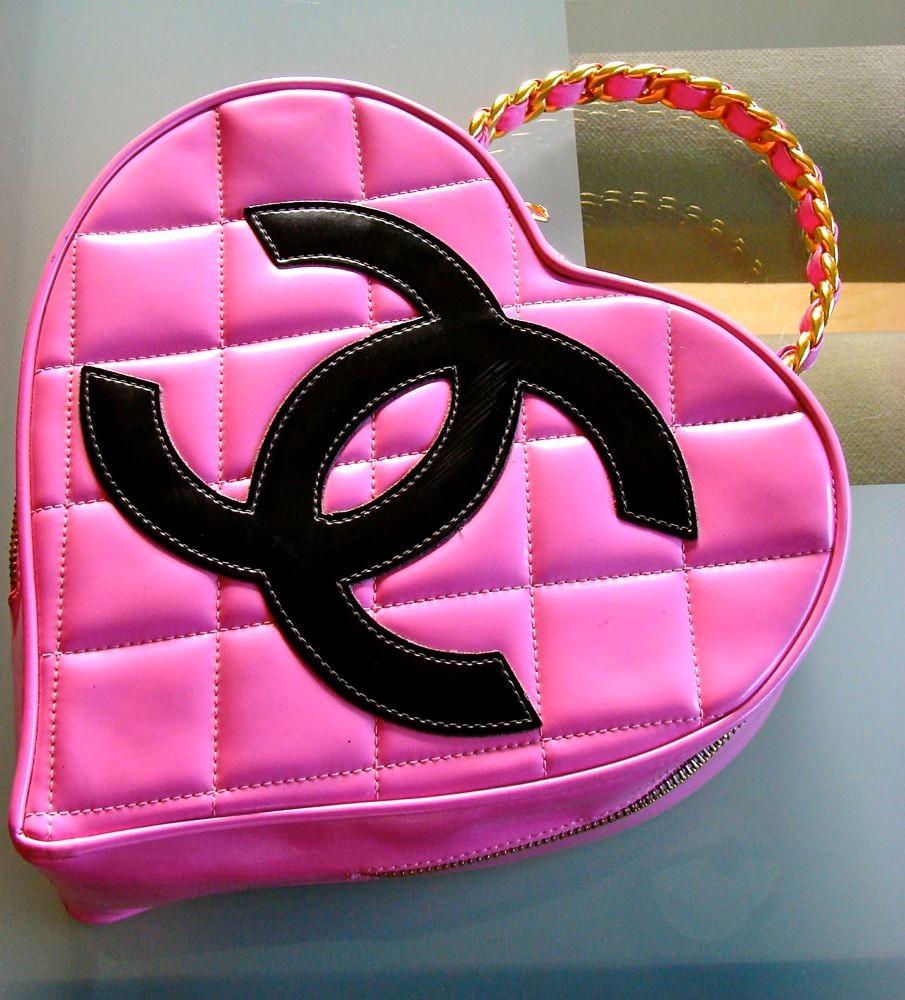 Chanel Handväskor : Pint r st s da a iya rosa inspiration