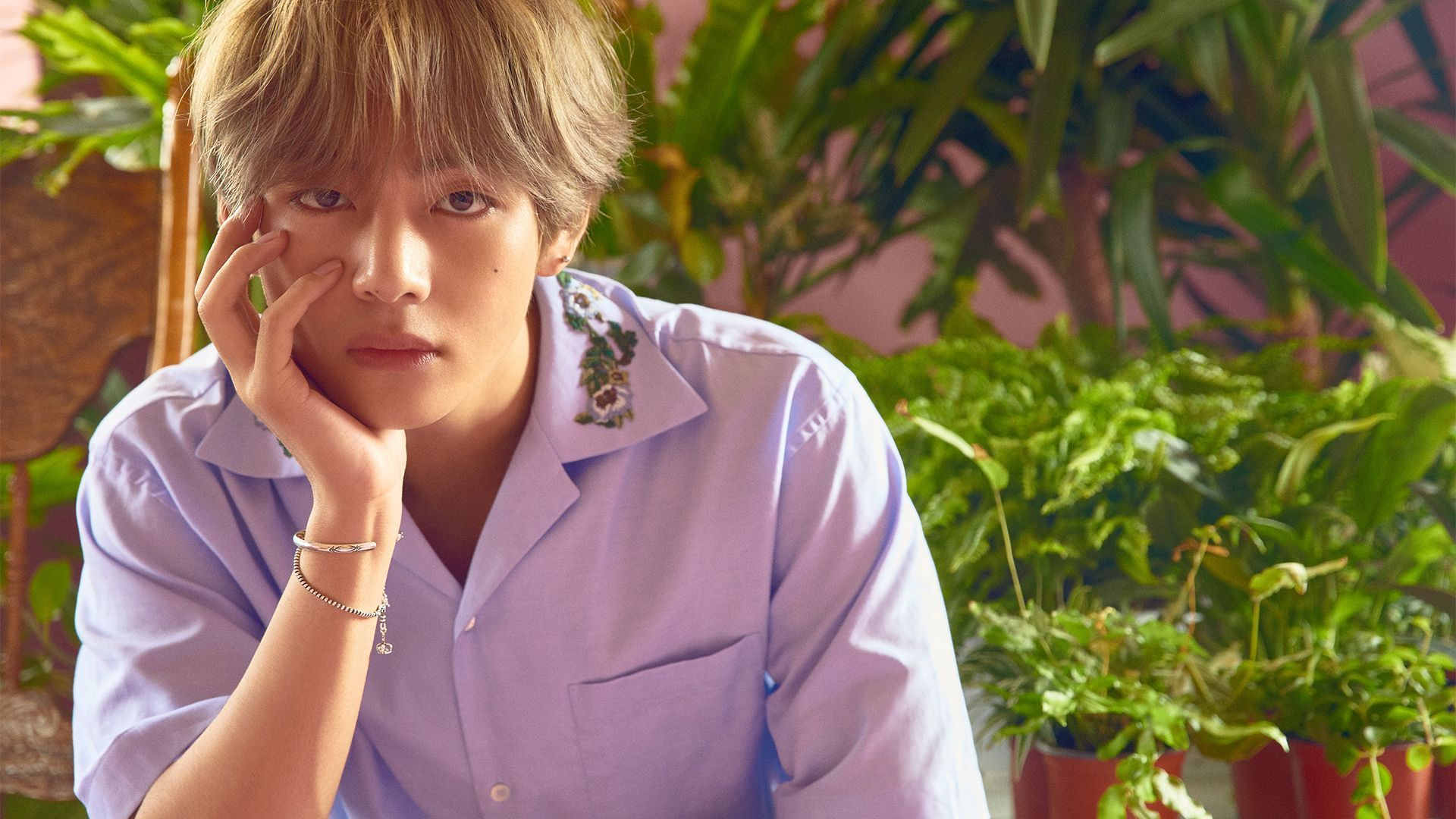 Kim Taehyung Wallpaper Desktop Is Hd Wallpapers Backgrounds For Desktop Or Mobile Device To Find More Wallpapers On I In 2020 Bts Concept Photo Photo L Kim Taehyung