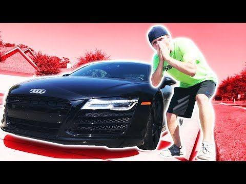 Stealing Moosecraft S Supercar Bad Idea Watch Video Here