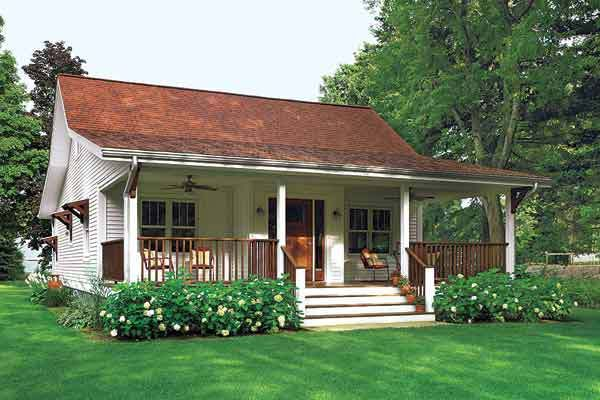 A Cottage Worth Sticking Around For From This Old House   A Cottage Dream