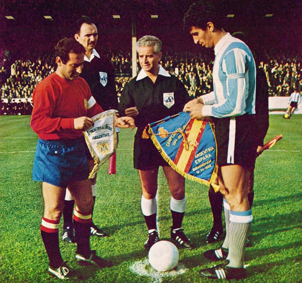 Captain Francisco Gento Spain 1955–1969 43 caps 5 goals and