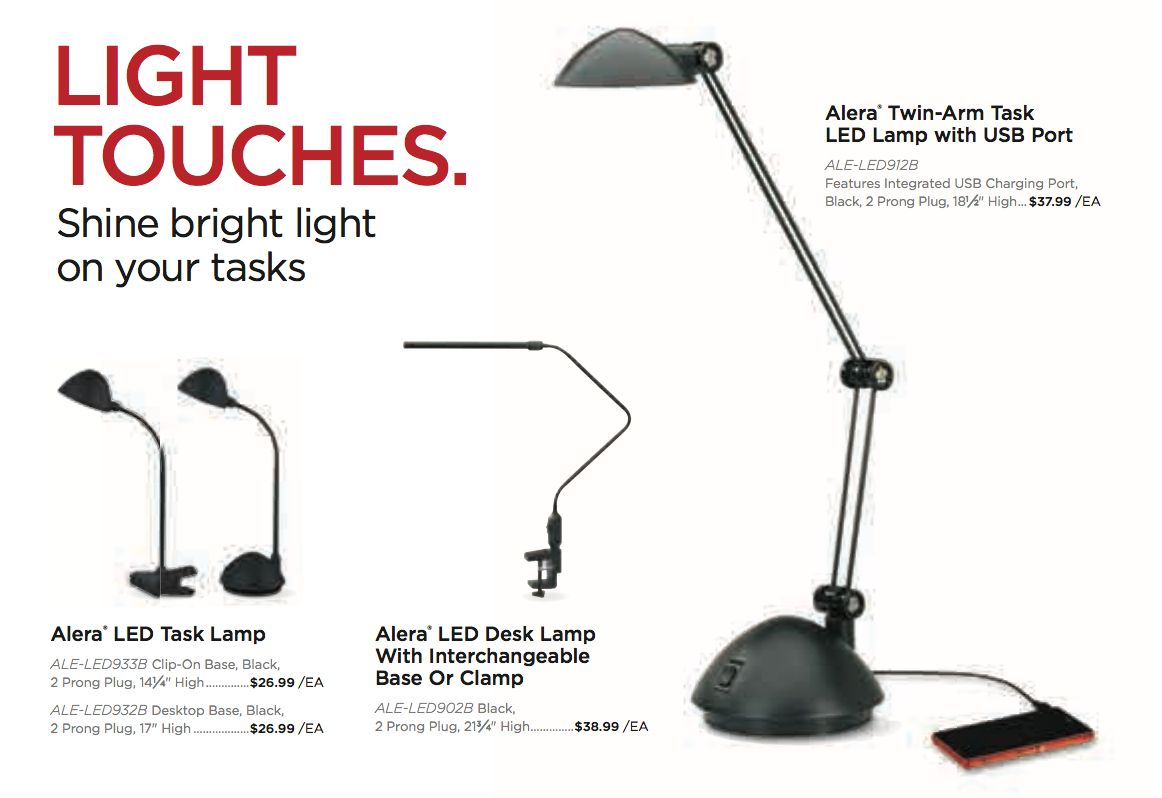 Light up your office today! Check out our deals on all