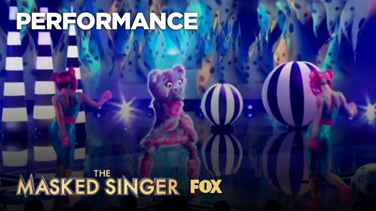 "Bear Performs ""Baby Got Back"" By Sir Mix-a-Lot | Season 3 ..."