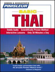 Thai, Basic  By Pimsleur