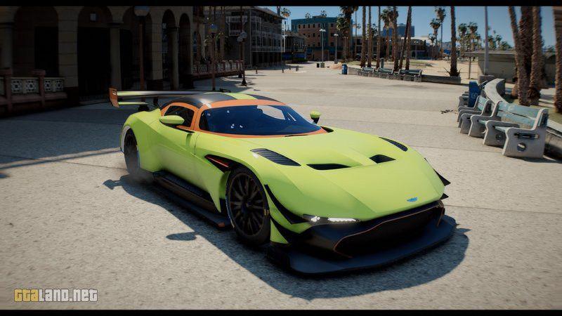 Aston Martin Vulcan Amr Pro Add On Aston Martin Vulcan Aston Vulcan Aston Martin