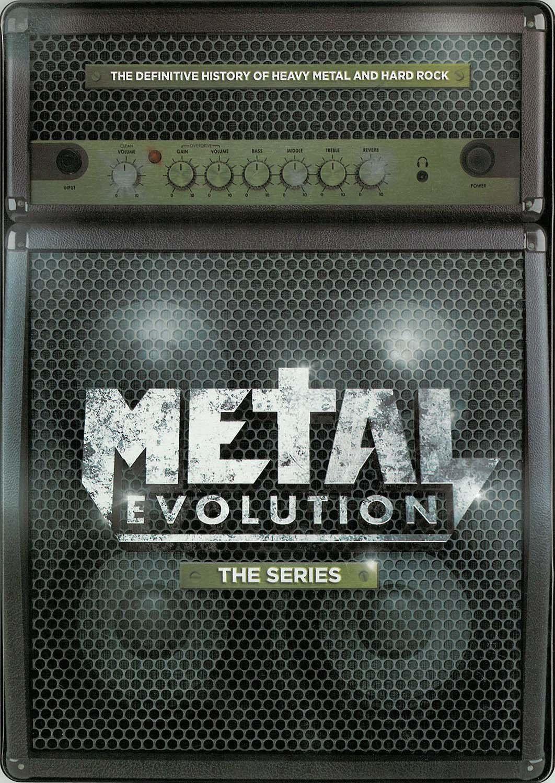 Metal Evolution Reino Unido Dvd Evolution Metal Reino Dvd Dvd Metal Guitarras