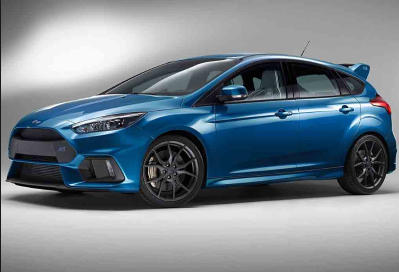 Ford Focus Rs 2018 New Design