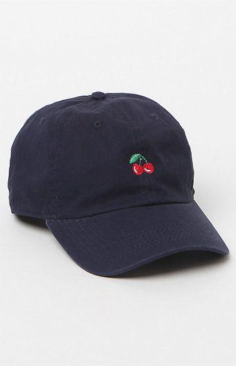 John Galt Cherry Baseball Cap At Pacsun Com Cute Hats Baseball Hats Strapback Hats