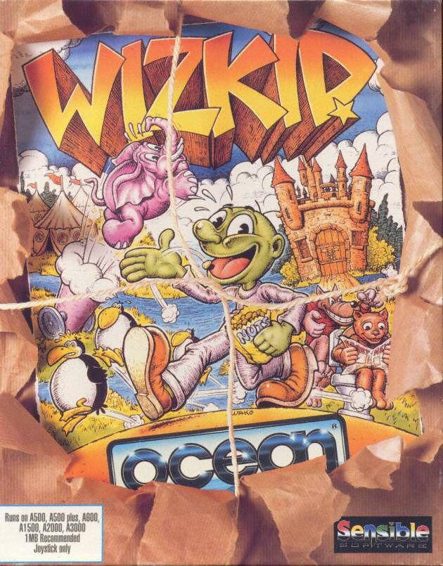Wizkid - Amiga 500