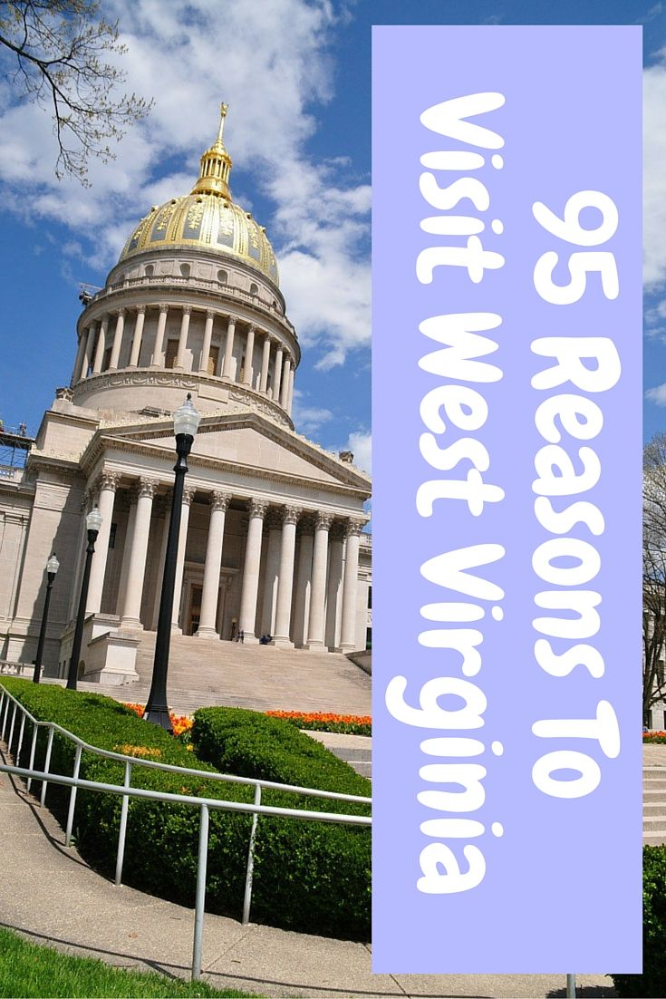95 Things To Do In West Virginia Wherever I May Roam Travel Blog Travel West Virginia Miami Travel Guide