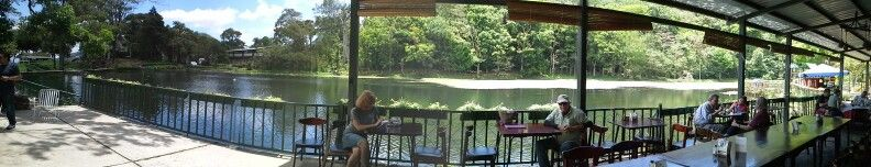 Selva Negra resort dining area, located in Matalgalpa #Nicaragua  , lovely plave #travel