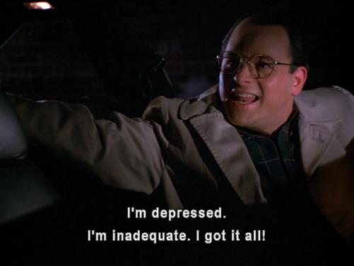 Seinfeld quotes george