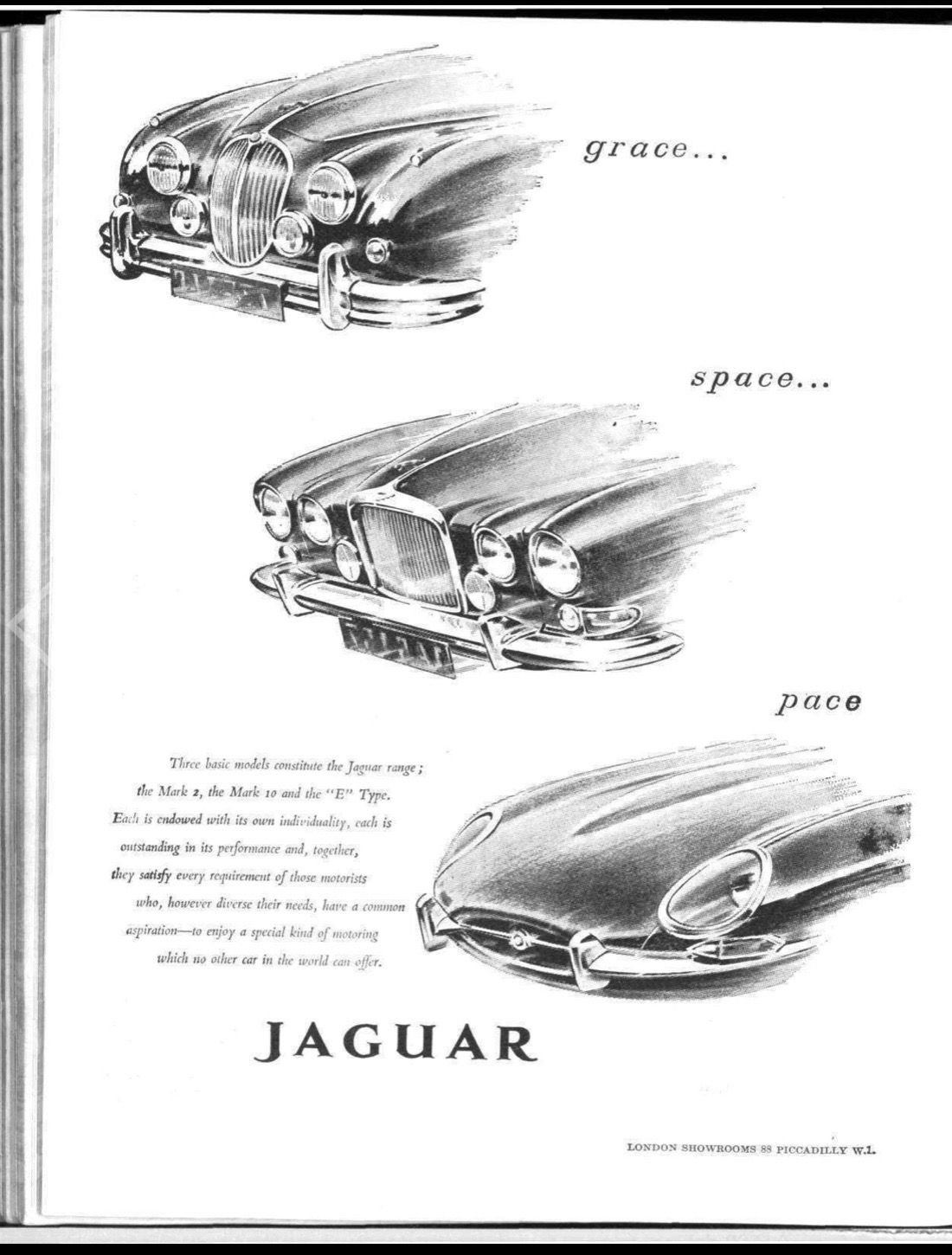 Jaguar Models July 62 In Motorsport Magazine Of U K