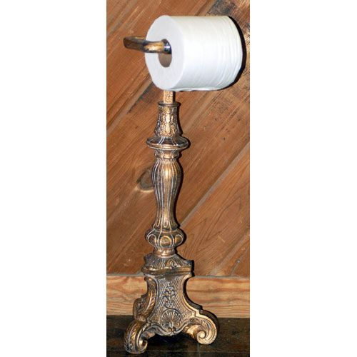 Ornate Standing Classic Toilet Paper Holder Toilet Paper Holder Toilet Paper Stand Classic Toilets