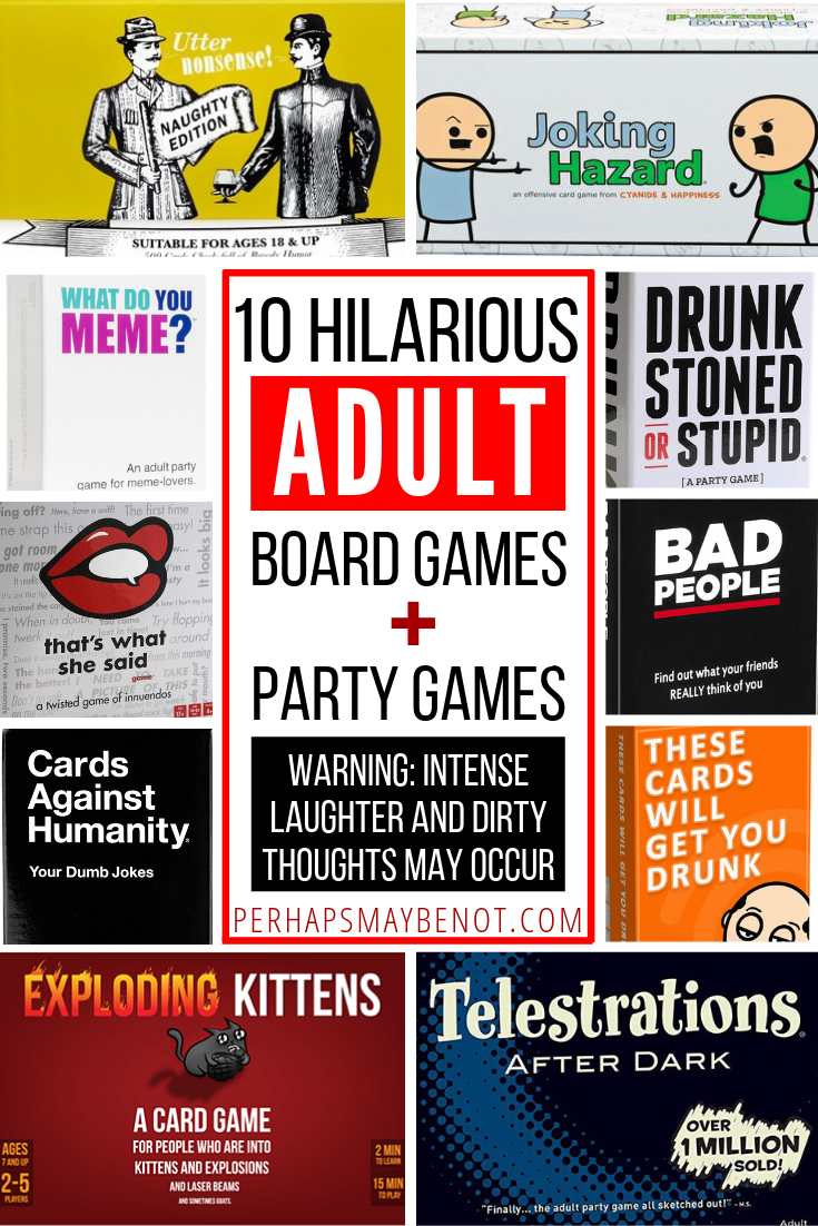 12 Popular Board Games for Adults Adult games, Board
