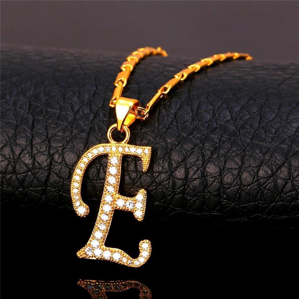 17+ Tiffany letter necklace e trends