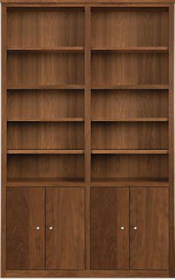 Woodwind Custom Bookcases Modern Furniture Living Room Bookcase Custom Furniture