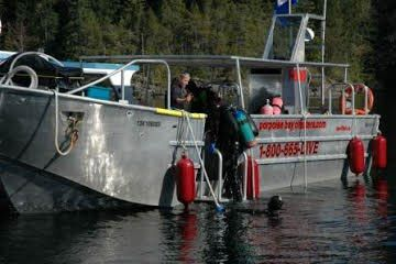 Vancouver Diving Locker Presents:Join us for a weekend of amazing wall, drift and current diving in the Emerald Seas of B.C.'s Sunshine Coast. We'll be diving the famous Skookumchuck rapids and Chaudiere.  (Advanced Divers only).
