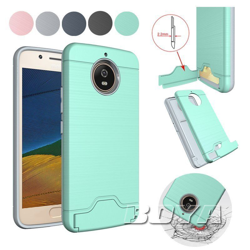 competitive price bbe54 f1b27 2.99AUD - Fr Moto G5S/G5S Plus Shockproof Phone Case Protective Skin ...