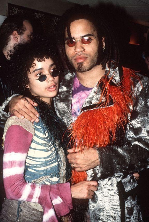 Get Lenny Kravitz Lisa Bonet  Images