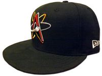 Albuquerque Isotopes New Era 59Fifty Official Home Cap