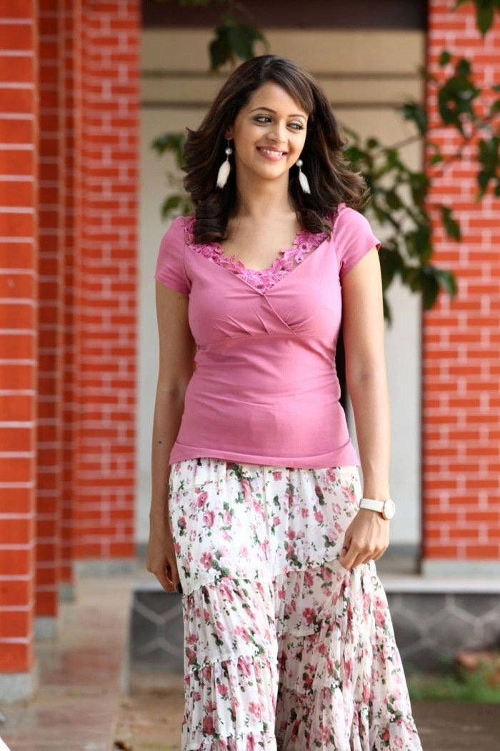 Bhavana hot sexy boobs