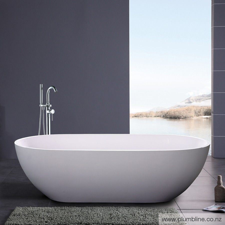 Belle 1800 Freestanding Bath - Progetto Stone - Baths - Bathroom ...