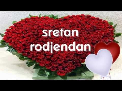 sretan rođendan youtube ❤ღ Sretan rođendan ღ❤   YouTube | Sretan Rodjendan | Pinterest  sretan rođendan youtube