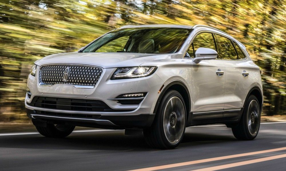 Lincoln Mkc Crossover Gets Design Update Modern Safety Tech Http