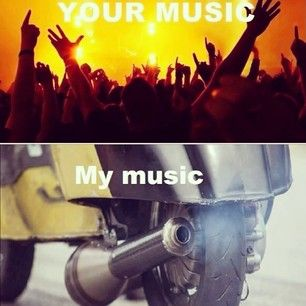 your music & my music