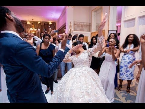 18 Epic Best African Wedding Dance We Love The Blessed Queens Reception Entrance