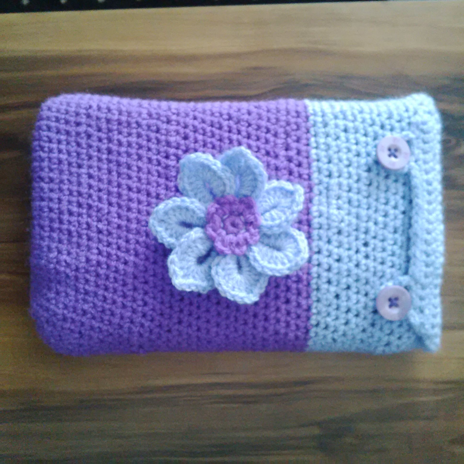 Another crochet tablet cover. | Thing to do | Pinterest