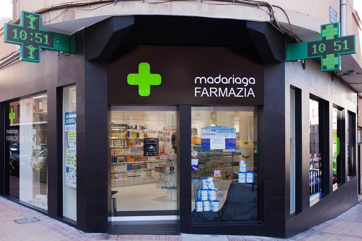 Farmacia Madariaga Barakaldo Enrique Polo Estudio Con Imagenes