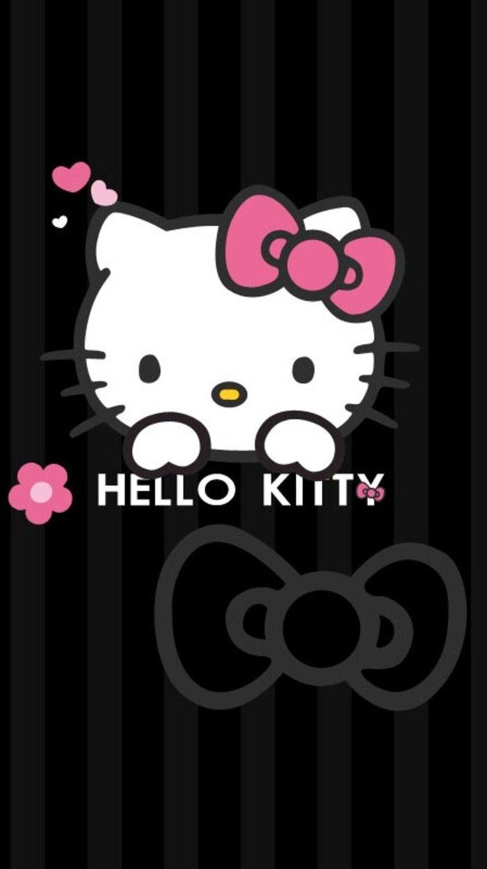 ⚘盼༵ 夏⚘Lᵒᵛᵉᵧₒᵤ♥ (With images) Hello kitty wallpaper