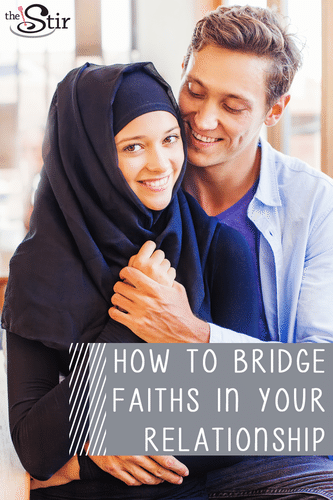 Interfaith dating relationship