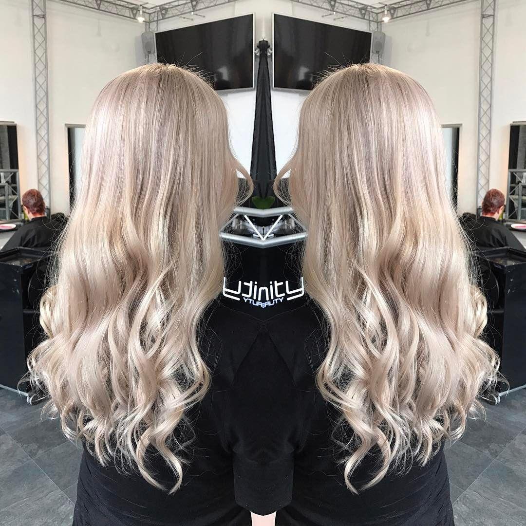 """78 tykkäystä, 2 kommenttia - Unity Hair & Beauty (@hairbeautyunity) Instagramissa: """"Hair by Anniina Puolamäki #hairbyanniinapuolamäki #unitytampere #hairbeautyunity #kcprofessional…"""""""