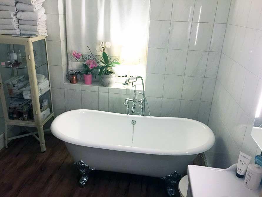 Pinkes Badezimmer ~ Badezimmer mit eckbadewanne die besten eckwanne badezimmer