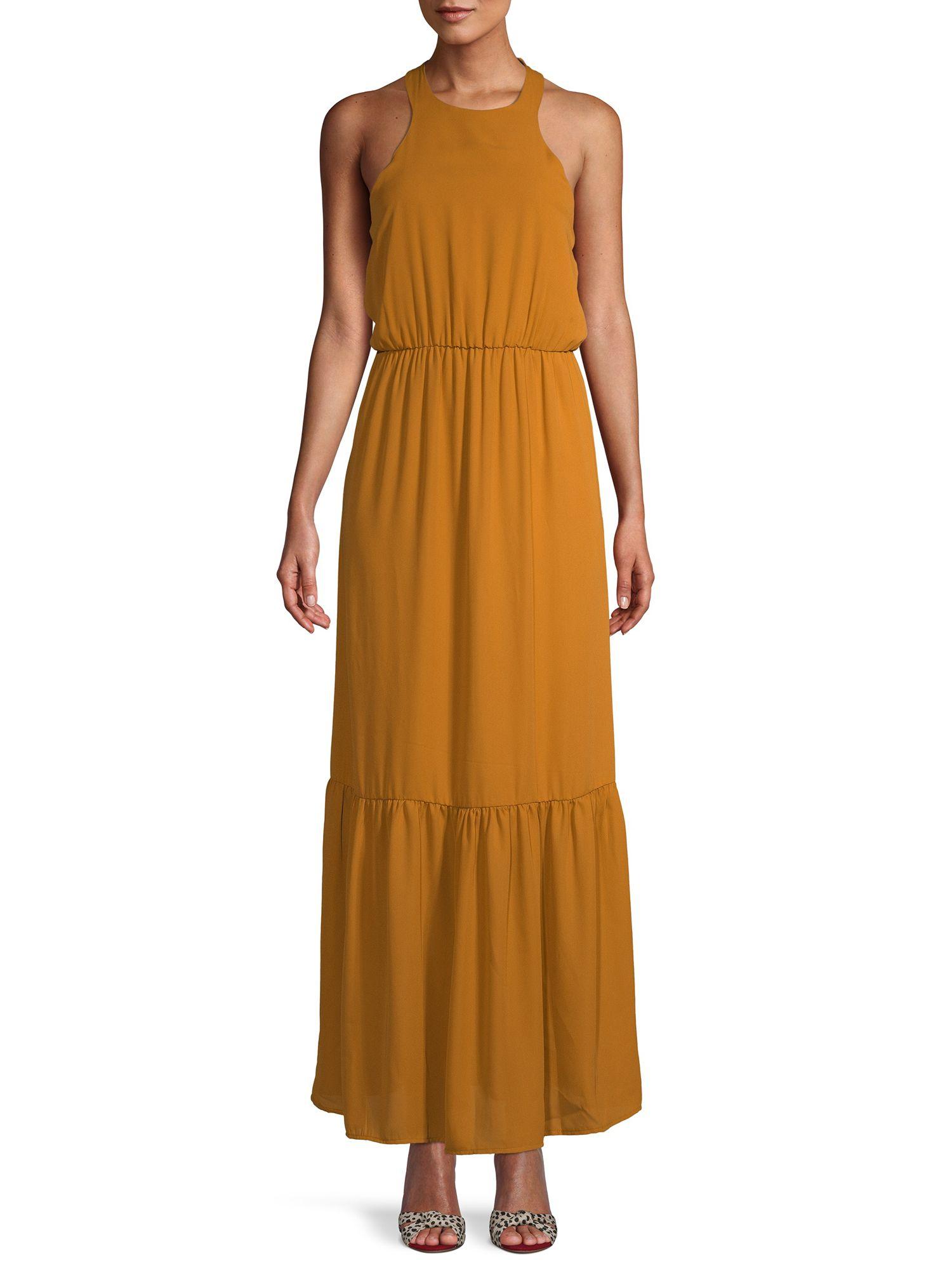 Nsr Nsr Women S Halter Maxi Dress Walmart Com Women Halter Halter Maxi Dresses Maxi Dress [ 2000 x 1500 Pixel ]