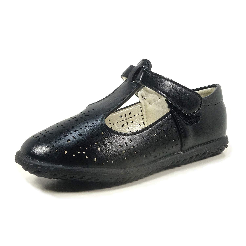 4c7540ebe97b Nova Utopia Toddler Little Girls Dress Ballet Mary Jane Bow Flat Shoes for  girls