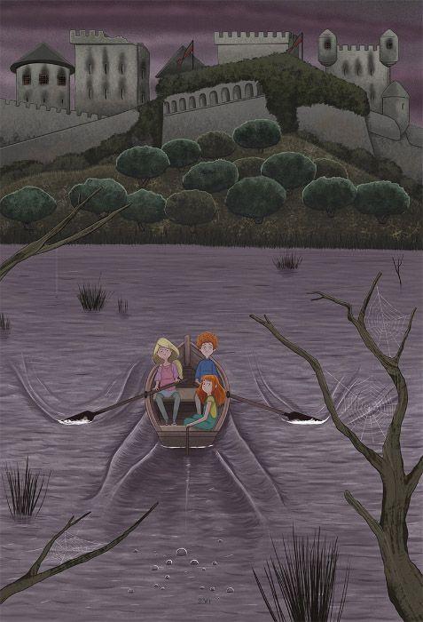 Penny Berry tiene doce años, vive en Londres con su tía desde que sus padres murieron en un accidente, y está a punto de coger un tren que le llevará a conocer a su abuela Octavia. Lo que no sabe es que en la mansión de su abuela se esconden muchos secretos. Nueva saga fantástica, escrita por Lluís Prats e ilustrada por María Simavilla, en SM.