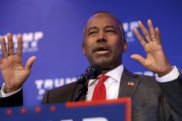 Ben Carson accepts Donald Trump's offer to serve as HUD secretary, according to report
