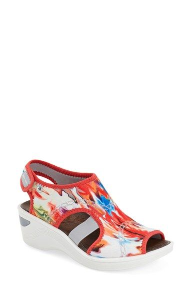 a3e66b2de9 Free shipping and returns on BZees  Dream  Wedge Sandal (Women) at Nordstrom.com.  Weighing in at an ultra-light six ounces