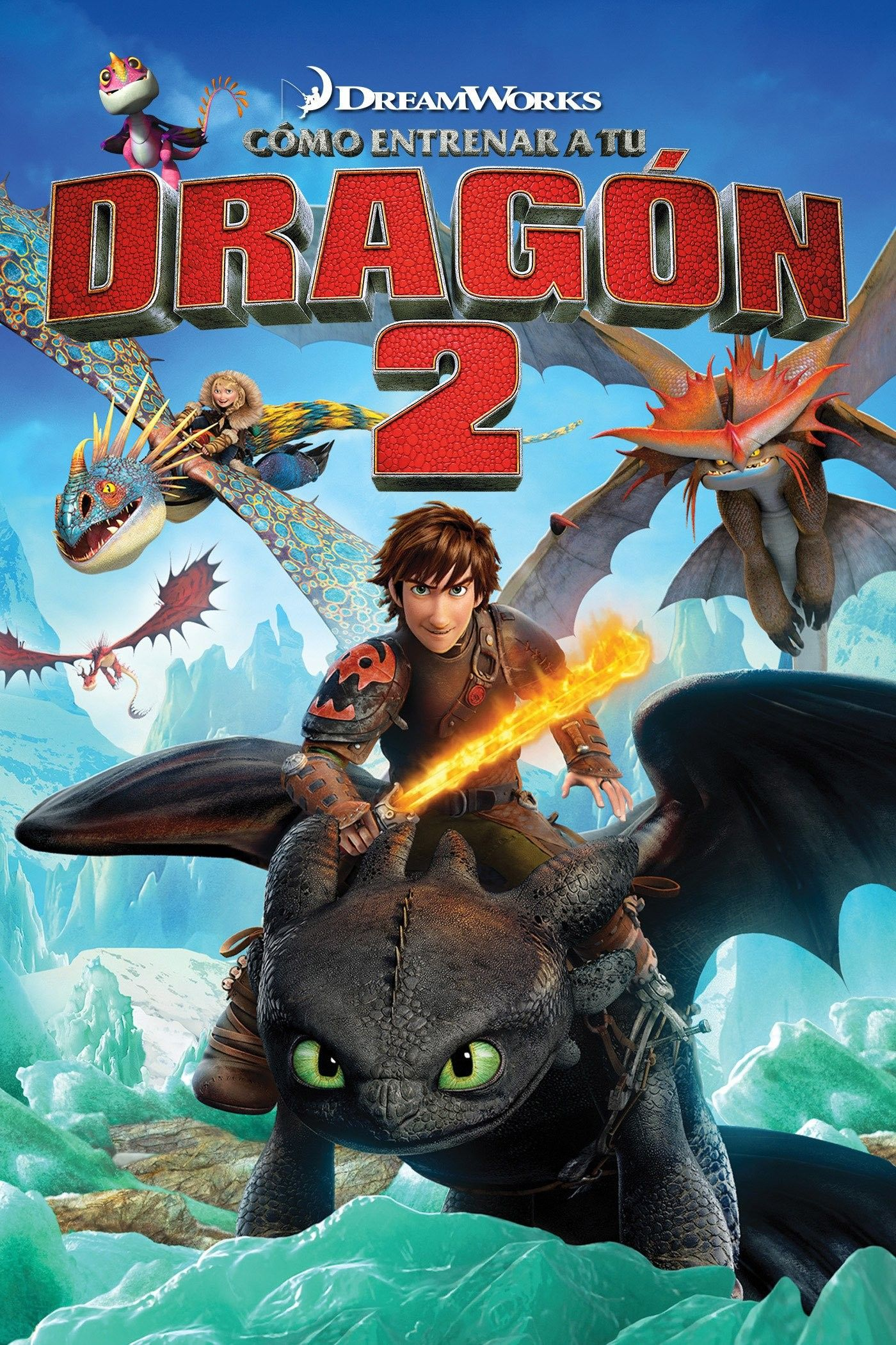 Ver Como Entrenar A Tu Dragon 2 Online Gratis 2014 Hd Pelicula Completa Espanol How Train Your Dragon How To Train Your Dragon Kid Movies
