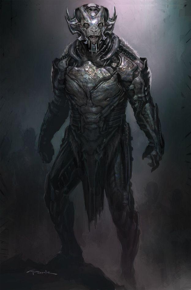 Imgur Com The Dark World Creature Concept Art Concept Art