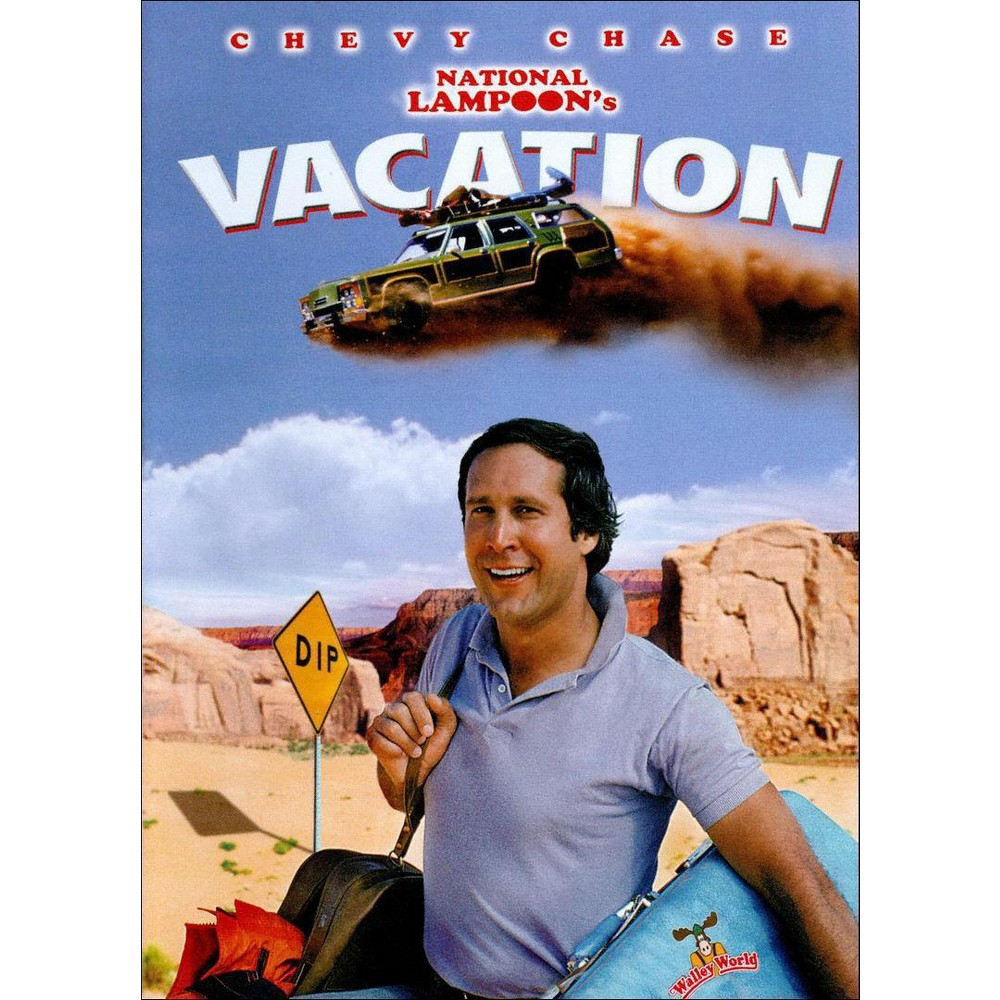 Calm And Cool In Chevy Chase In 2019: National Lampoon's Vacation (Special Edition) (dvd_video