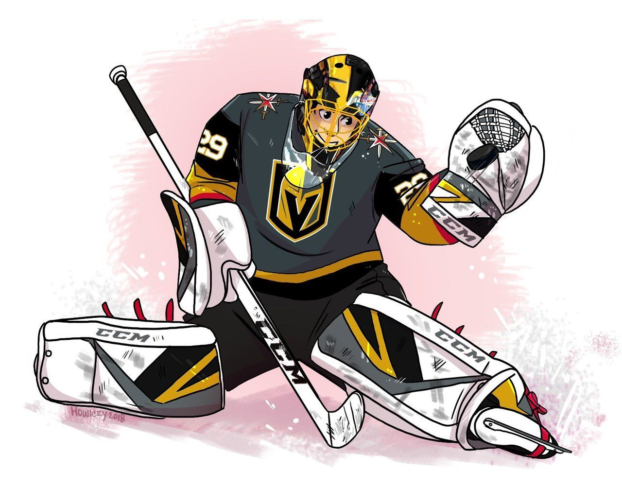 Pin By Buddy Hobbs On Art Golden Knights Hockey Vegas Golden Knights Golden Knights