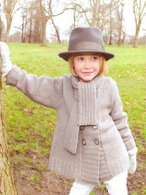 Cissi Swing Coat