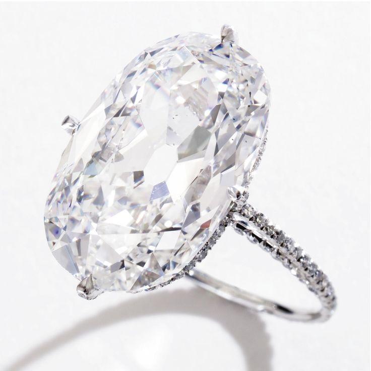 Harry Winston Engagement Ring